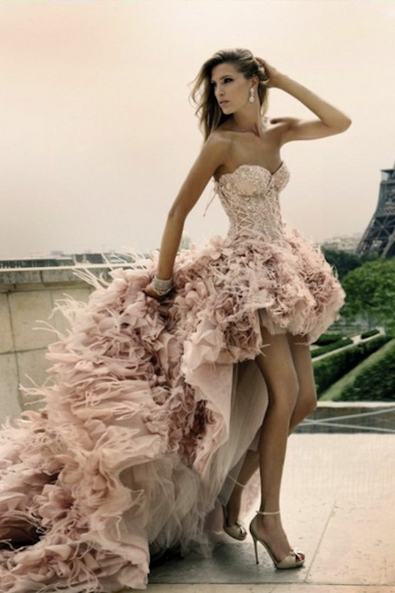 Fashion Embodies Fantasies
