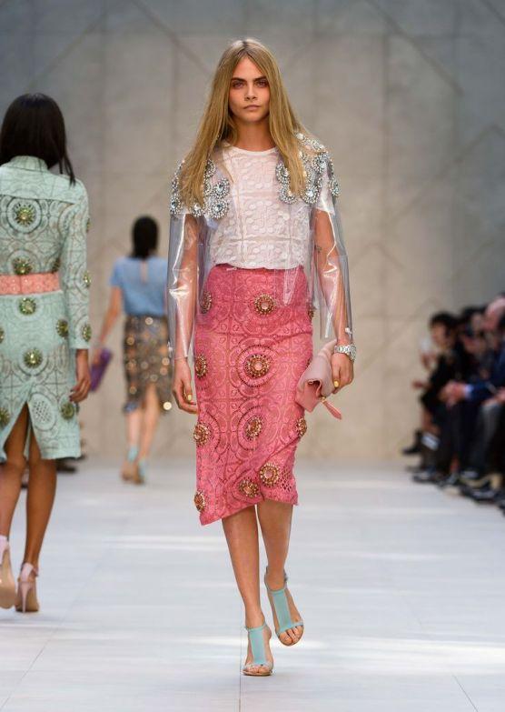 Burberry 2014 Spring/Summer